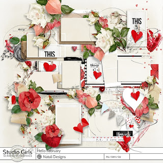 http://shop.scrapbookgraphics.com/Hello-February-Clusters.html