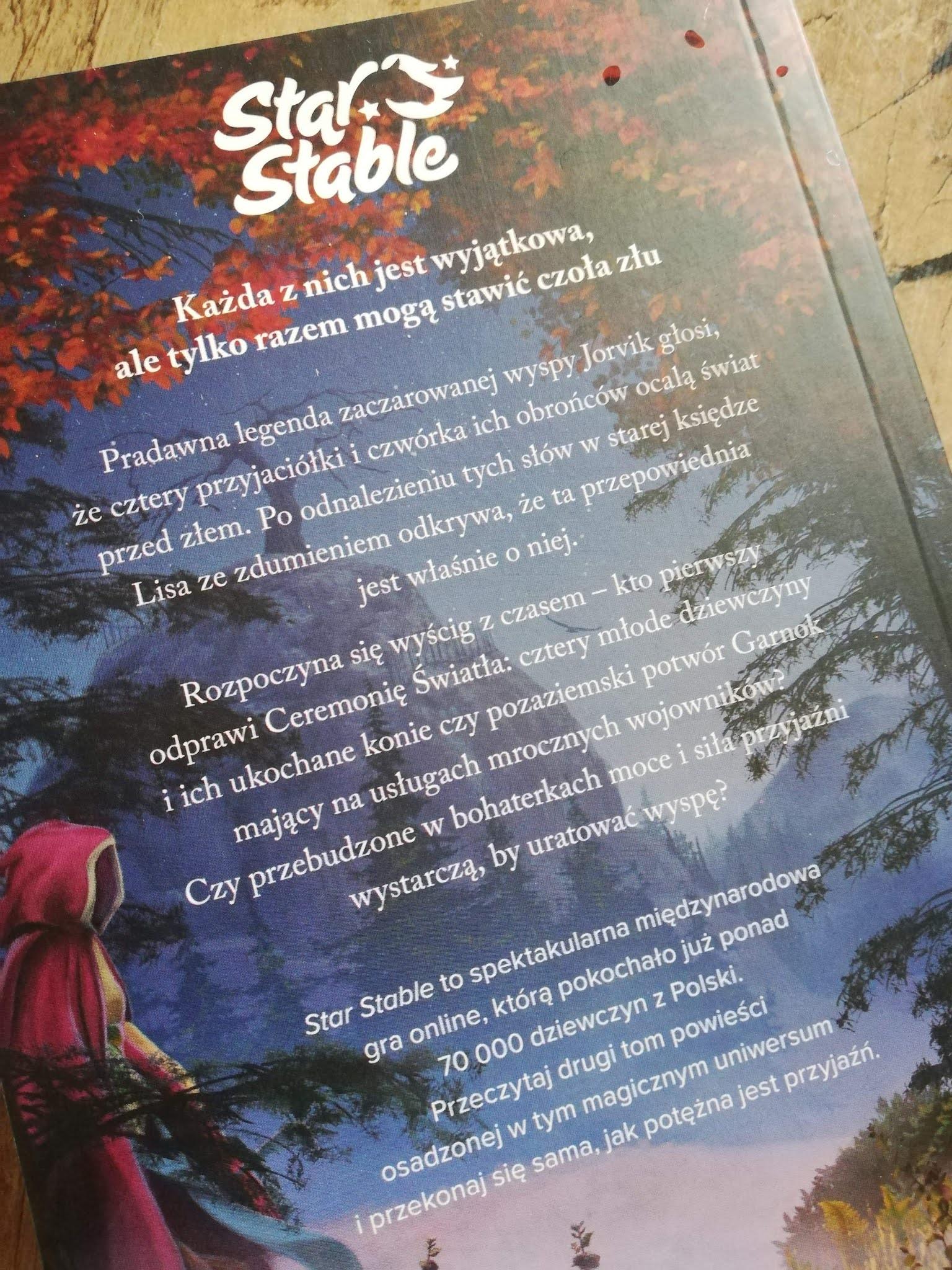 Seria książek Star Stable