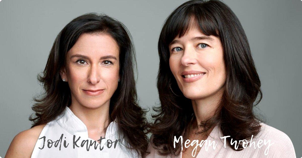 Jodi Kantor e Megan Twohey