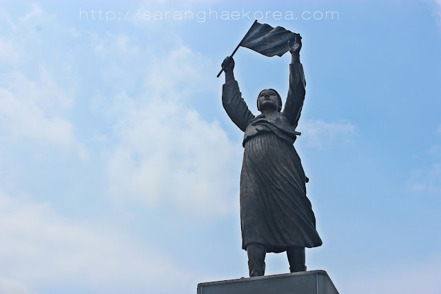 The Life of Patriot Yu Gwansun (유관순) : A National Liberation Day of Korea Special