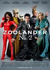 Zoolander 2 (2016) 720p Film indir