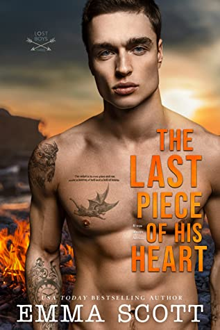 ❥ ARC REVIEW ❥ THE LAST PIECE OF HIS HEART BY EMMA SCOTT