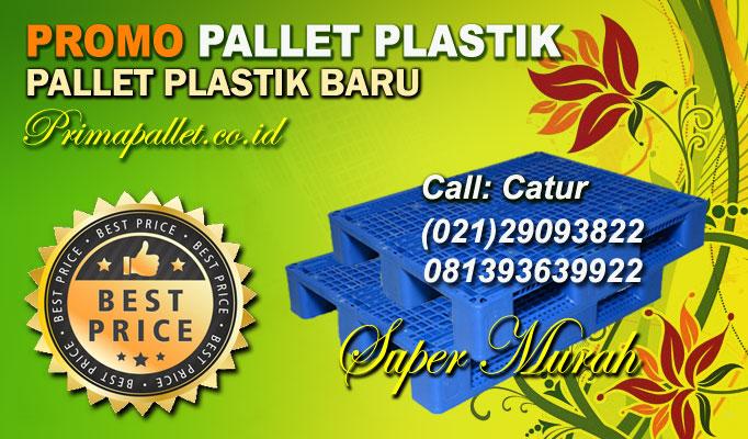 PALET PLASTIK