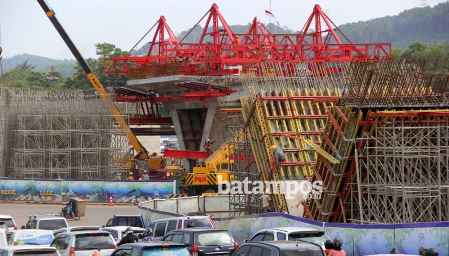 Simpang Jam Ditutup, Ini Rekayasa Lalu Lintasnya - BatamBanditCom