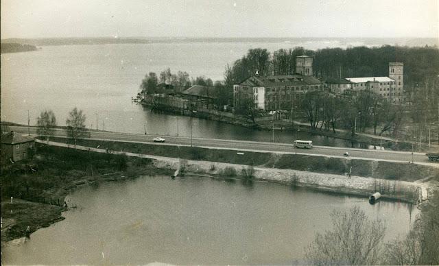1981 год. Рига. Югла. Озеро Юглас