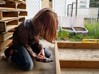 Gadis Cilik Berhati Mulia, Membangun Rumah Untuk Tunawisma
