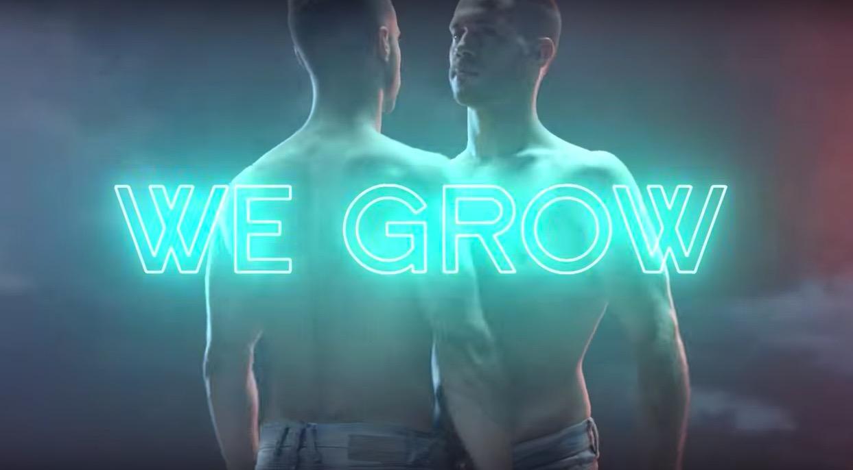 IMAGINE - DJ ARON & BETH SACKS - gay theme