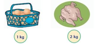 Telur ayam ditimbang menggunakan alat timbangan www.simplenews.me