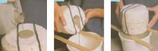 Teknik Pembuatan Gerabah (Teknik Lempeng, Pijat, Pilin, Putar, Tekan, dan Tuang)