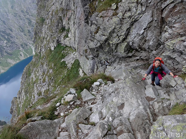 Mięguszowiecka Przełęcz pod Chłopkiem