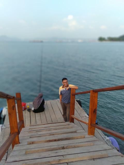 Pulau Tangkil - Pantai Mutun