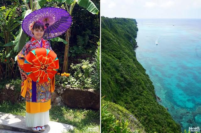 沖縄の琉装体験、宮古島