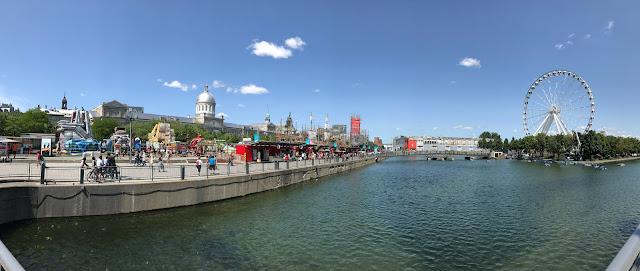 port de Montréal Québec