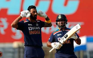 Cricket Highlightsz - India vs England 1st ODI 2021 Highlights