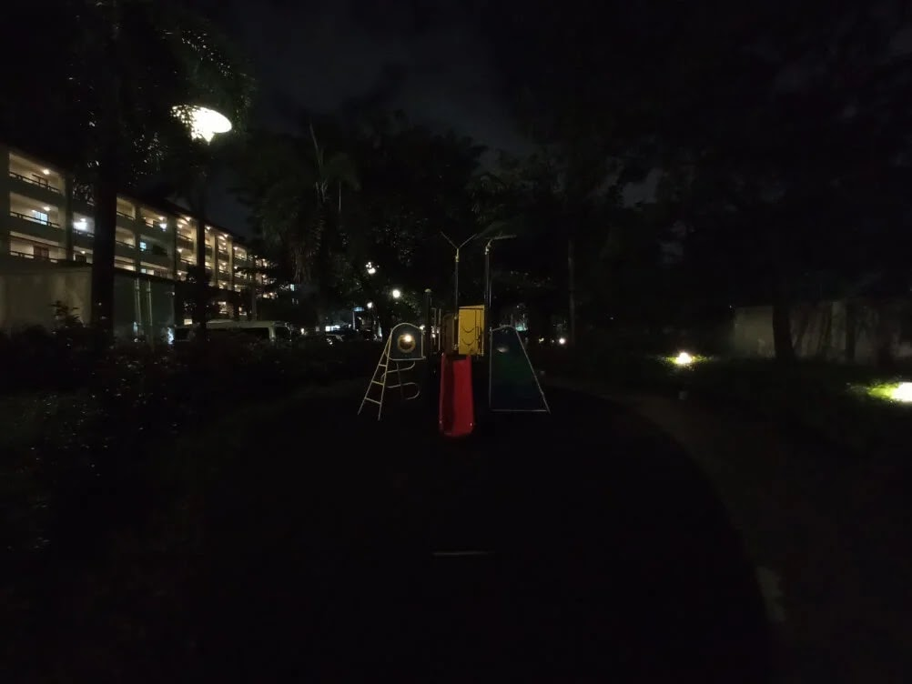 Xiaomi Redmi 9 Camera Sample - Night, Playground, Ultrawide