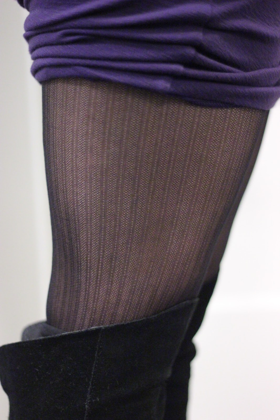 Betsey Johnson Patterned Tights