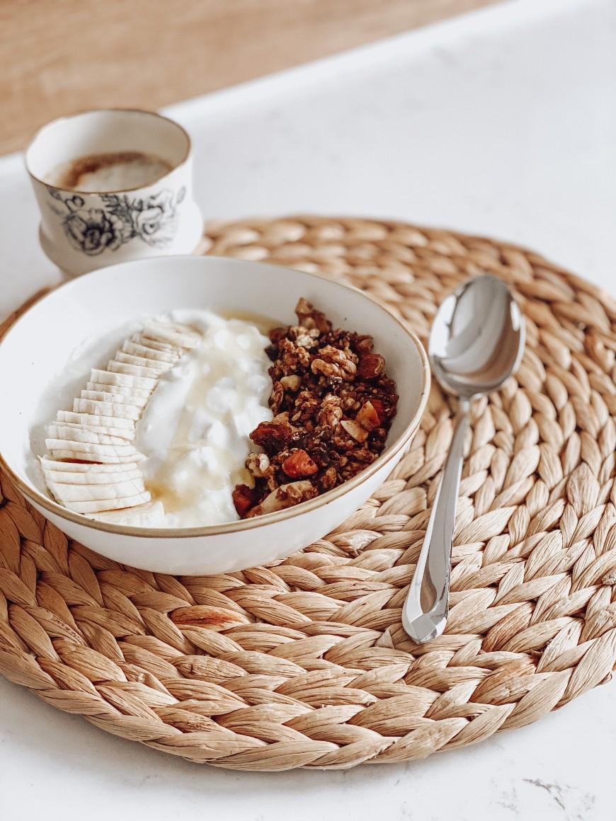 гранола закуска