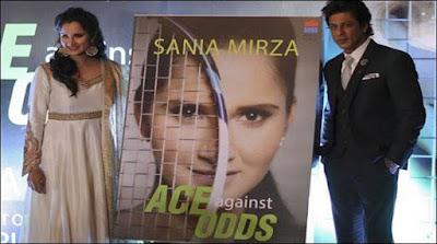 Shahrukh Khan Called Sania Mirza Queen Of Racquet