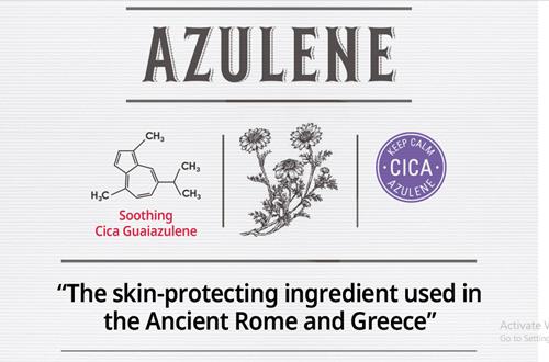 Dermatory Azule Cica Gel Cream