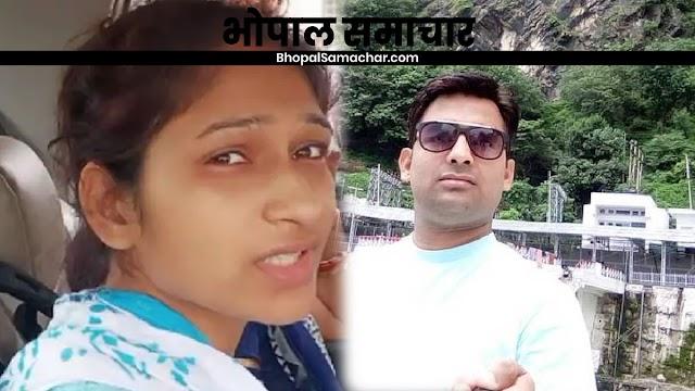 शिवपुरी में डॉक्टर की संदिग्ध मौत, पत्नी से मिलने के लिए आए थे -MP NEWS