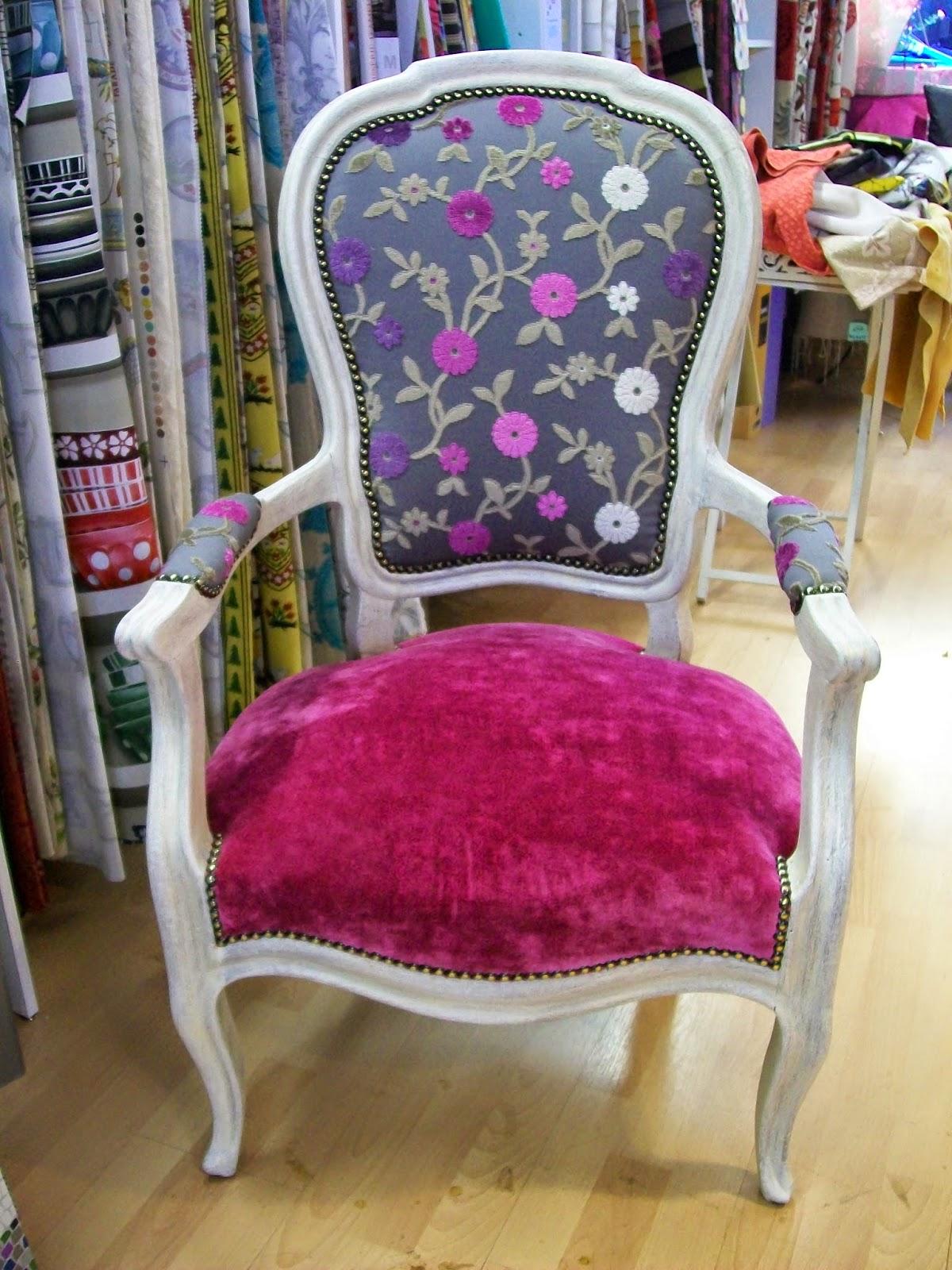 l 39 fauteuil louis philippe relooker. Black Bedroom Furniture Sets. Home Design Ideas