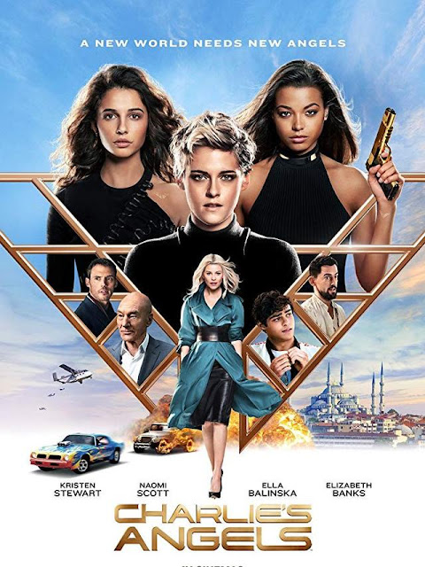 Charlie's Angels 2019 dan M-Tix - source: liputan6.com