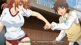 Imouto to Sono Yuujin ga Ero Sugite Ore no Kokan ga Yabai Episode 02 Subtitle Indonesia