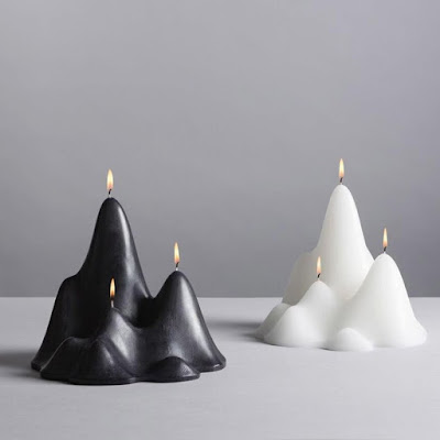 Icescape Candle