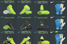 Nike New lights & Under Radar Pack + Gloves - PES 2017 & PES 2019