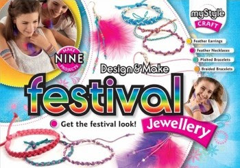 Interplay Festival Jewellery Making Kit giveaway