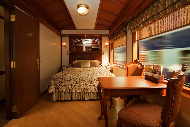 About Maharajas' Express