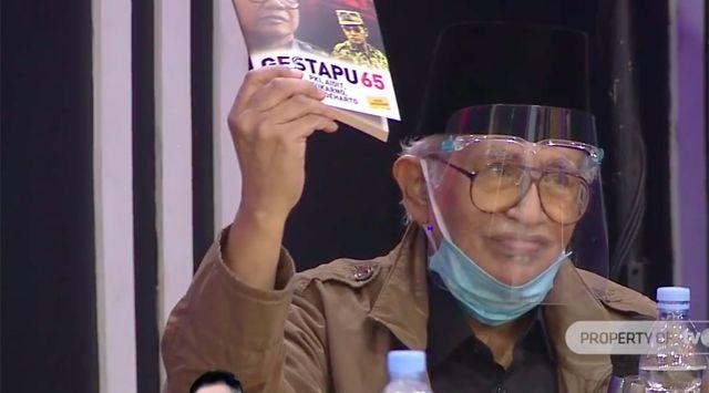 Salim Said Sebut Pernyataan Ribka Tjiptaning Itu Dendam PKI