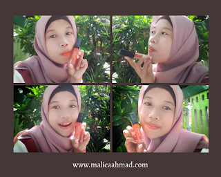 lip matte cream make over