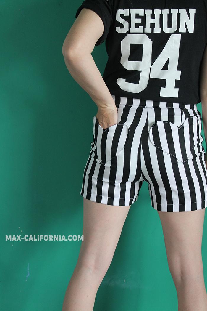 beetlejuice lander shorts • www.max-california.com