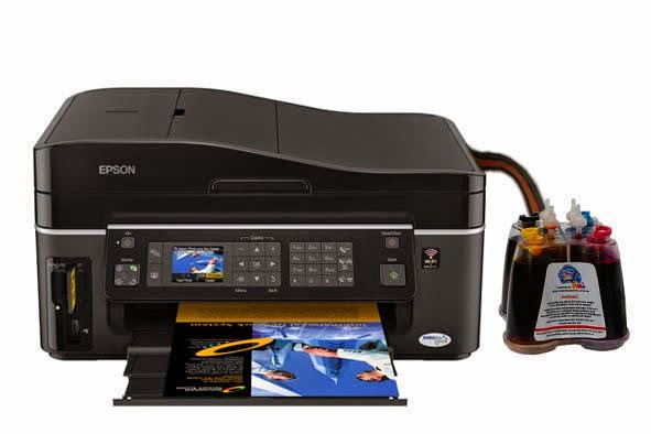 F is a real affordable multifunction inkjet printer Epson Stylus Office TX300F Printer Driver Downloads
