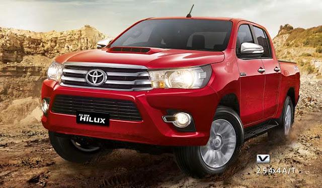 Spesifikasi Harga Kredit & Cicilan Toyota Hilux D-Cab Surabaya