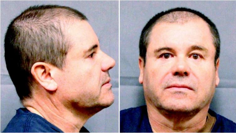 """De la celda a una jaula: la nueva realidad de """"El Chapo"""" Guzmán, ha pasado por una transformación que es notoria, incluso, en su físico"""