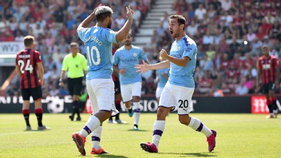 مشاهدة مباراة مانشستر سيتي وبورنموث بث مباشر اليوم 24-09-2020 كأس الرابطة الإنجليزية