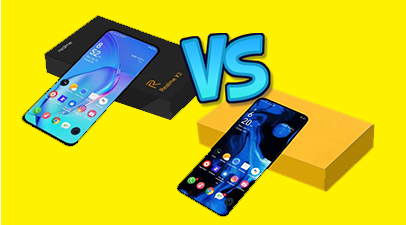 Compare: Realme X3 Pro vs Vivo S6 5G: RAM 12GB, Kamera 108MP
