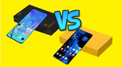 Compare: Realme X3 Pro vs Vivo S6 5G: RAM 12GB, Kamera 108MP