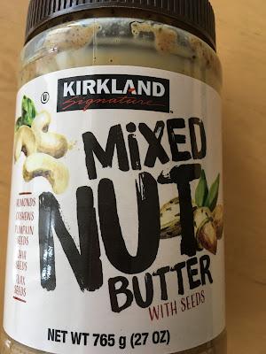 コストコのミックスナッツバター