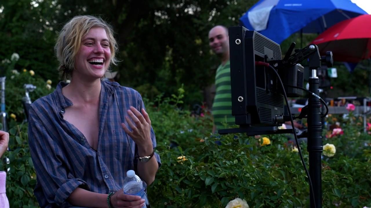 Punch Drunk Critics: Greta Gerwig And Noah Baumbach Are