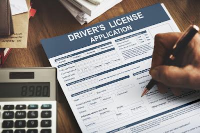 solicitud permiso de conducir en Islandia
