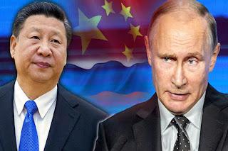 Setelah Berhasil Jalin Kerjasama dengan Turki, Kini Rusia Bangun Aliansi dengan China - Commando