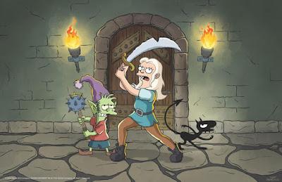 DESencanto de Matt Groening estréia na Netflix