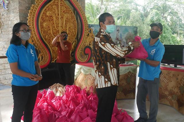 Perayaan Sederhana HUT Tujuh Tahun Taman Nusa di Era New Normal