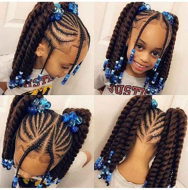 2019 Lovely Stunning Braids for Kids