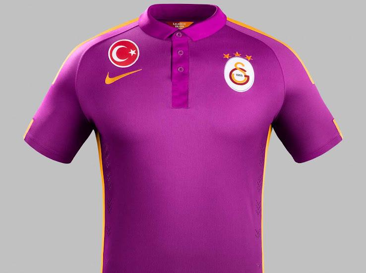 64580feb4 Galatasaray 14-15 Kits Released - Footy Headlines