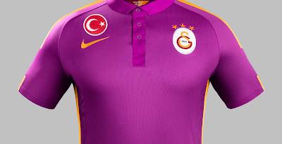 7c270ef58 Galatasaray 14-15 Kits Released