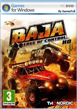 BAJA Edge of Control HD PC [Full] Español [MEGA]